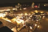 Al Sahra Desert Dining Experience with Transport from Dubai
