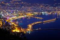 Alanya 3 Hour City Tour with Sunset Panaroma by Jeep