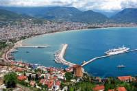 Alanya Sightseeing Tour from Side with a One Hour Boat Trip and Lunch