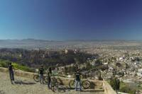 Albaicin and Sacromonte Electric Bicycle Tour in Granada