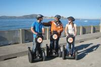 Alcatraz and Hills of San Francisco Segway Tour