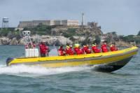 Alcatraz and San Francisco Bay RIB Boat Cruise