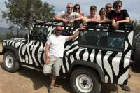 Algarve Jeep Full-Day Tour from Albufeira Including Lunch