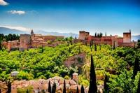 Alhambra and Granada Small-Group Day Tour from Seville