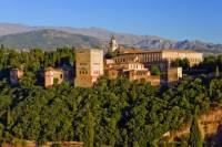 Alhambra Half-Day Tour and Private Alhambra Sightseeing Flight