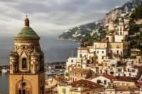 Amalfi Coast and Pompeii Day Trip from Sorrento