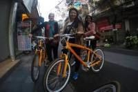 Amazing Morning Hanoi - bike tour