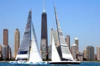 Americas Cup Sailing Racing Experience on Lake Michigan