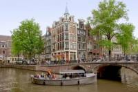 Amsterdam Canal Cruise by Small Open Boat
