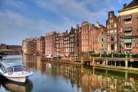 Amsterdam Canals Sightseeing Cruise