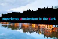 Amsterdam Guided Walking Tour with Dinner in the Dark Experience