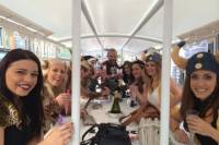 Amsterdam Luxurious Party Bike Tour With Private Chauffeur