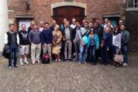 Amsterdam Red Light District: Guided Night Walking Tour with Complimentary Drink