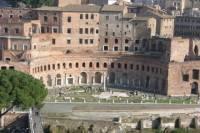 Ancient Markets of Rome - The Trajan's Market Walking Tour
