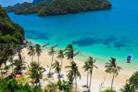 Ang Thong Islands including Lunch from Koh Samui