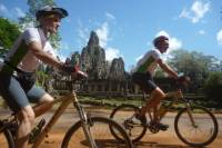 Angkor Temples Bike Tour from Siem Reap