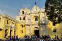 Antigua Afternoon Tour from Guatemala City