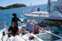 Antigua Shore Excursion: Yacht Racing