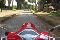 Appian Way Vespa Rome Tour