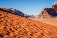 Aqaba Shore Excursion : Wadi Rum Private Tour