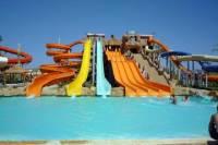 Aqua Blue Water Park in Sharm