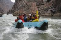 Arches National Park Flight and River Rafting Package