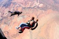 Arches National Park Skydiving
