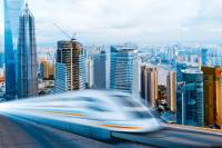 Arrival Transfer by High-Speed Maglev Train: Shanghai Pudong International Airport to Hotel