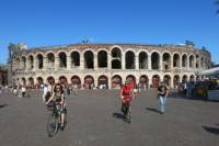 Art and History Bike Tour in Verona