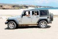 Aruba Off-Road Adventure: Self-Drive Jeep Tour and Optional Snorkeling Cruise