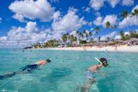 Aruba Snorkel and Sunset Cruise
