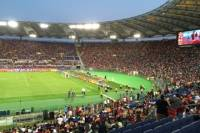 AS Roma Football Match at Stadio Olimpico Including Buffet and Round-Trip Transfers