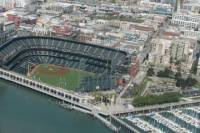 AT&T Park Tour with a San Francisco Giants Baseball Legend