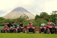 ATV Adventure in La Fortuna