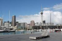 Auckland Downtown and Waterfront Walking Tour