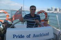 Auckland Harbour Coffee Cruise