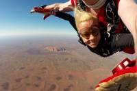 Ayers Rock Tandem Skydiving