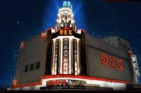 Backstage Tour of the Grand Rex Cinema in Paris