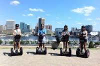 Baltimore Inner City Segway Tour