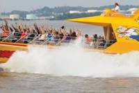 Baltimore Inner Harbor Speedboat Ride