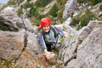 Banff Via Ferrata Climbing Adventure