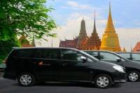 Bangkok International Airport Shared Transfer