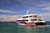 Bangkok to Koh Samui Including Coach and High Speed Catamaran