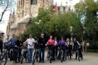Barcelona Electric Bike Tour Including La Sagrada Familia