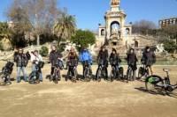 Barcelona Electric Bike Tour: Montjuic, Gaudi or Bohemian Neighborhoods Experience