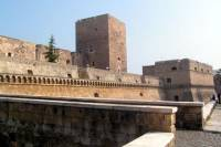Bari Shore Excursion: Private Walking Tour around Murat District and Historical Bari