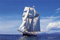 Bay of Islands Tall Ship Sailing on R. Tucker Thompson including BBQ Lunch