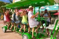 BeerCycle Tour in St Maarten