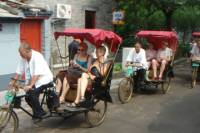 Beijing City Highlights: Tiananmen Square, Forbidden City, Temple of Heaven and Hutong by Rickshaw