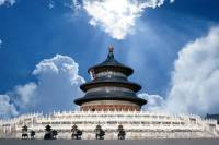 Beijing Forbidden City and Temple of Heaven Day Tour from Guangzhou by Air